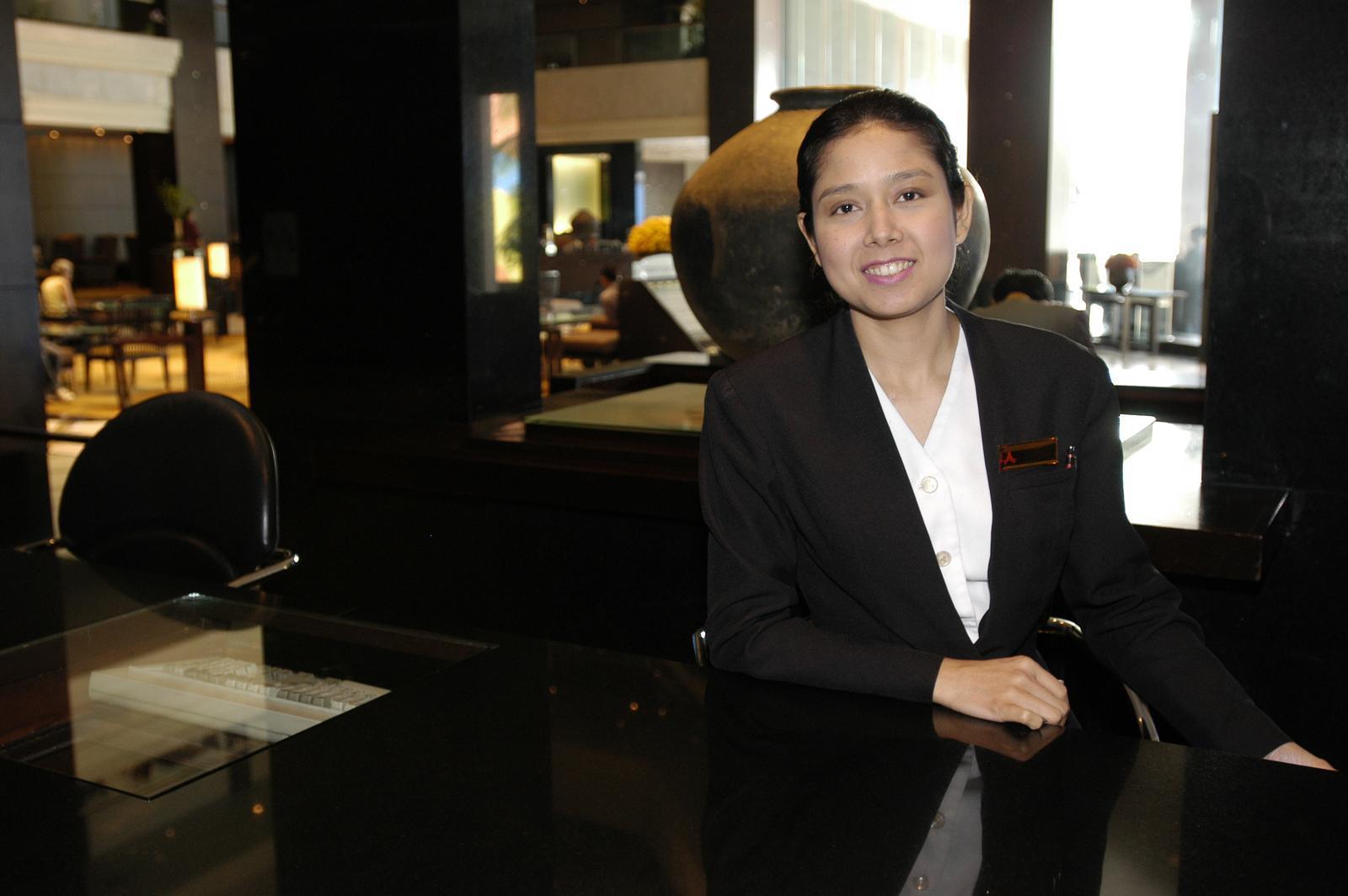 Quais as atividades mais importantes de uma recepcionista qualificada?