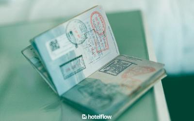 Quais foram as mudanças no processo de compra dos turistas?