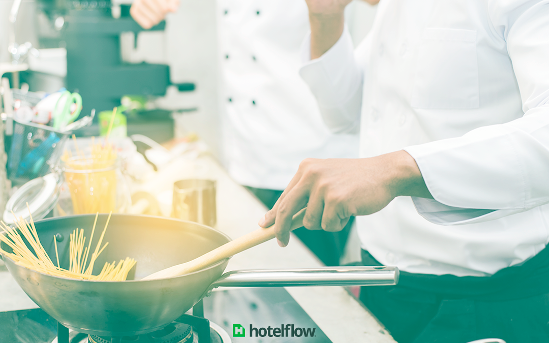 Como funciona a cozinha do hotel? Saiba o que não pode faltar!