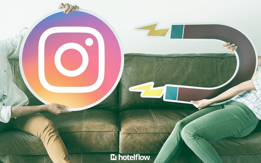 Conquiste novos hóspedes através do Instagram