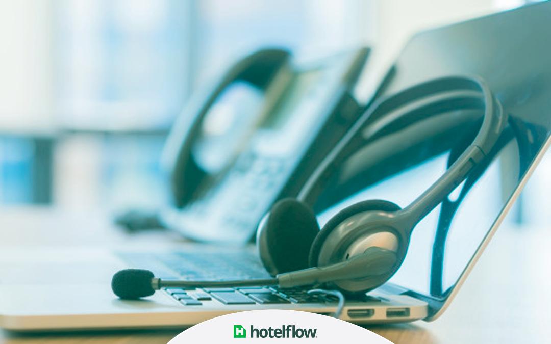 Conheça o suporte heroico do hotelflow